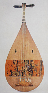 pipa a chinese lute or guitar its brief history photos and music